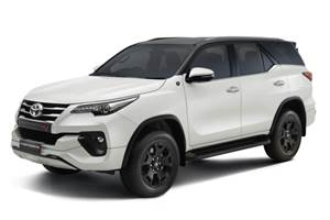 2019 Toyota Fortuner TRD Celebratory Edition launched at Rs 33.85 lakh