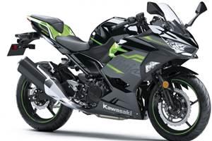 Kawasaki Ninja 400 gets two new colours