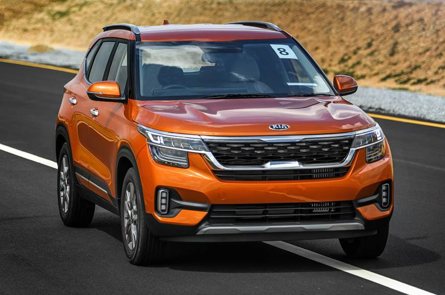 The Kia Seltos and Hyundai Venue (sold in India) have bee...