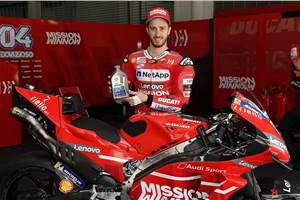 Shell Ducati Riders' Day announced, Andrea Dovizioso to be part of first edition