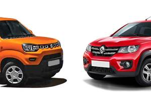 Maruti Suzuki S-Presso vs Renault Kwid: Specifications comparison