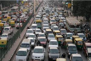 Odd-even scheme to be reintroduced in New Delhi from November 4