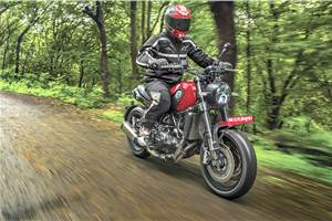 Benelli Leoncino 500 review, test ride