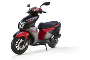 TVS Ntorq 125 Race Edition launched at Rs 62,995