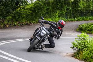 Suzuki Gixxer 250 review, test ride