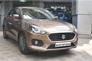 Maruti Suzuki Dzire tops sales charts in August 2019