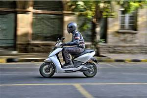 Ather 340 e-scooter discontinued