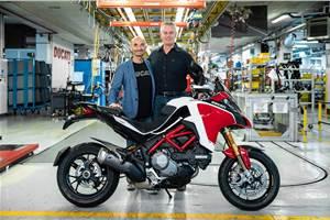Ducati Multistrada V4 coming in 2021