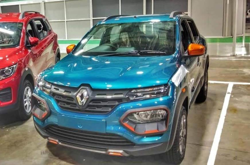 Renault Kwid facelift ready for India launch