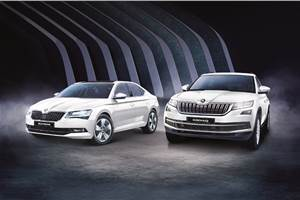 New Skoda Kodiaq, Superb Corporate Edition launched