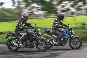 2019 Suzuki Gixxer 150 vs Yamaha FZ-S V3.0 comparison