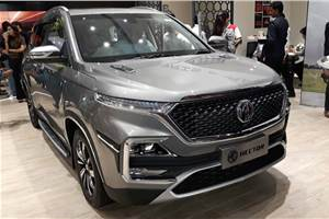 MG Hector bookings to restart on September 29