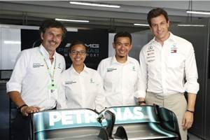 Petronas extends deadline for Mercedes F1 Trackside Fluid Engineer hunt