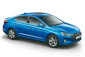 Hyundai Elantra facelift India launch on October 3, bookings open