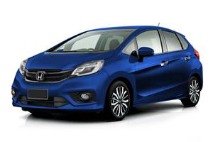 New Honda Jazz confirmed for Tokyo debut