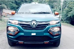 Renault Kwid facelift to get four variants