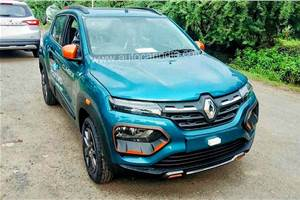 Renault Kwid facelift launch on October 1, 2019