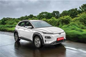 2019 Hyundai Kona Electric review, road test
