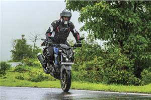 2019 Yamaha MT-15 review, road test