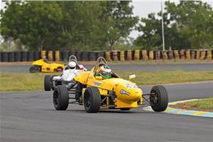 2019 JK Tyre NRC, Round 3: Vishnu Prasad regains LGB Formula 4 lead