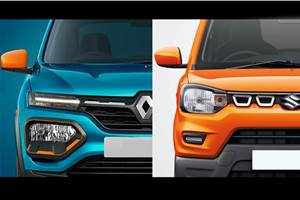 2019 Renault Kwid vs Maruti Suzuki S-Presso: Features comparison