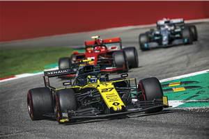 Special Feature: Powering Miracles - Renault & Formula One