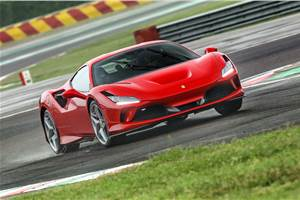 2019 Ferrari F8 Tributo review, test drive