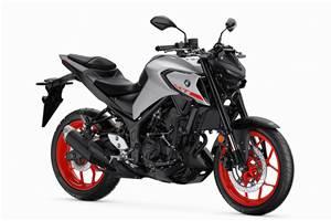 2020 Yamaha MT-03 revealed