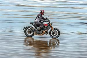 2019 Indian FTR 1200 S review, test ride