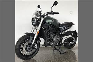 2020 Benelli Leoncino 800 spotted in production form