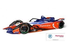 Mahindra Racing unveils 2019/20 Formula E challenger