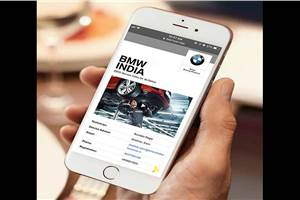 BMW introduces new digitised aftersales service