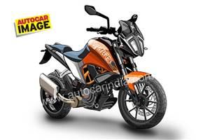 KTM 390 Adventure India launch at IBW 2019