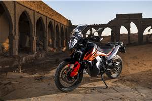 KTM 790 Adventure to be launched in India next year