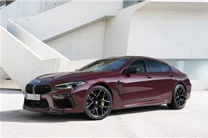 2020 BMW M8 Gran Coupe revealed