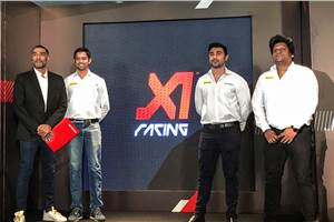 X1 Racing League to kick off on November 30