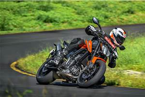 KTM 790 Duke review, test ride