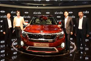 New Kia experience centre inaugurated in New Delhi