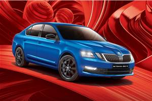 Skoda Octavia Onyx launched at Rs 19.99 lakh