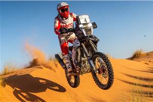 TVS and Hero MotoSports finish 2019 Rally of Morocco in top 15