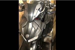 Kawasaki Z H2 spotted before official reveal