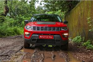 Jeep Compass Trailhawk long term review, first report