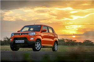 Maruti Suzuki S-Presso bookings cross 10,000-mark in 10 days