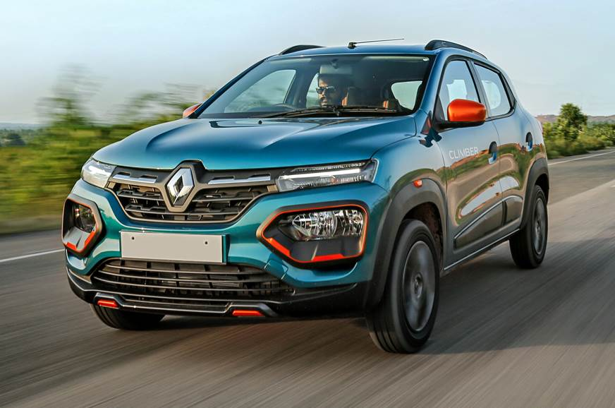 Renault Kwid facelift review, test drive