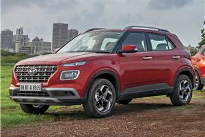 Hyundai Venue gathers 75,000 bookings; 42,000 units sold