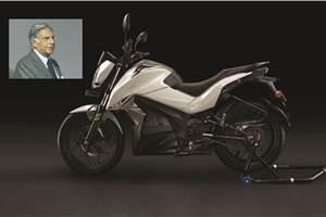 Ratan Tata to invest in e-bike start-up Tork Motors