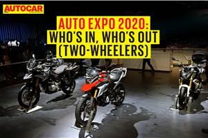 TVS, Jawa to skip, Suzuki, Piaggio to participate