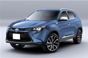 Toyota Rise compact SUV to debut next month