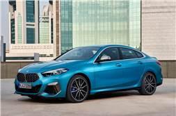 India-bound BMW 2 Series Gran Coupé revealed