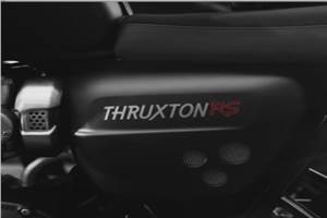 Triumph teases the new Thruxton RS before reveal